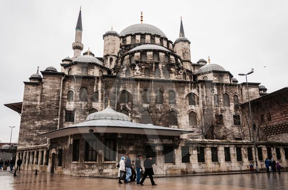 Istanbul mosque