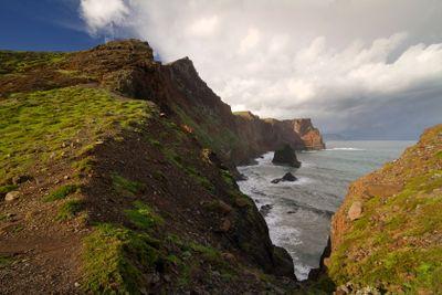 Landscape on Madeira.