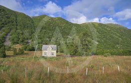 Huset vid bergets fot