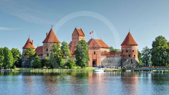 Trakai Island Castle 11