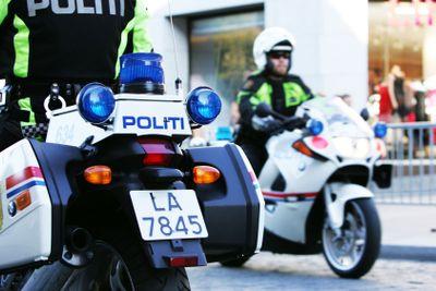 Police bikes