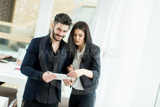 Business people