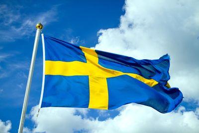 Sveriges Flagga 2
