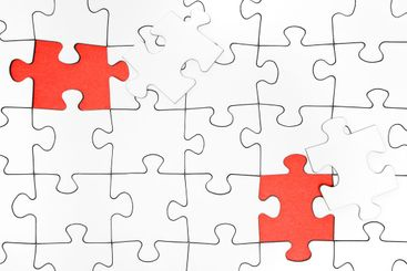 Two Missing Jigsaw Pieces