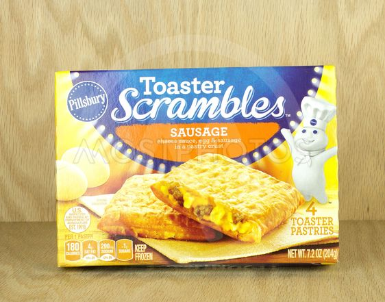 Toaster Scamblers box.