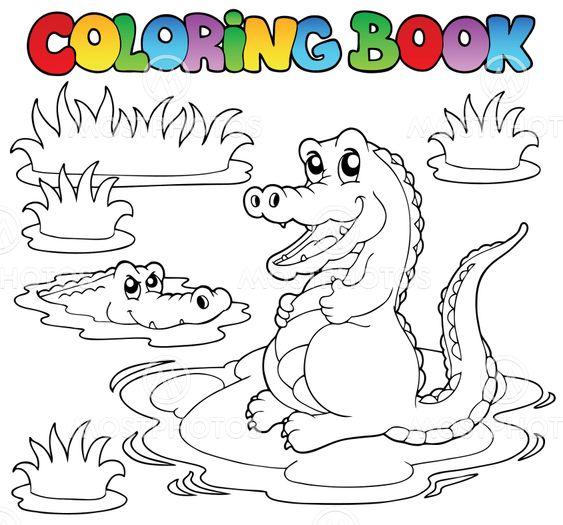 Libro para colorear con dos...\