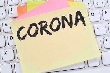 Corona virus coronavirus disease ill illness health care...