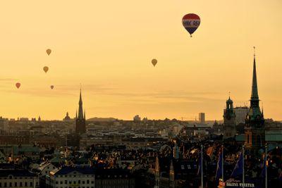 Stockholm ballon 7