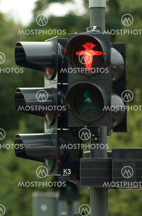 Verkehrsampel | traffic light