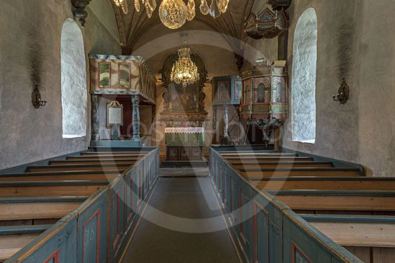 kyrkan i Åre