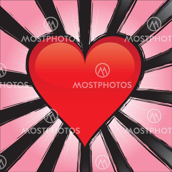 Hjerte vektor