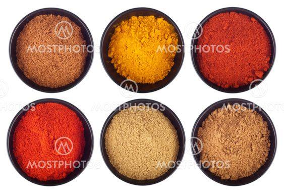 Indiska Kryddor Av Luis Santos Mostphotos