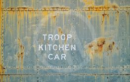 Troop KItchen Car
