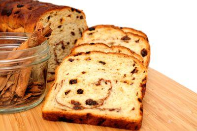 Raisin Bread And Cinnamon