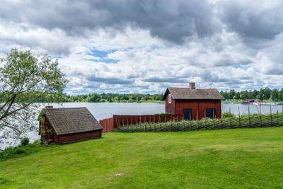 Vid sidan av Ornässtugan, Dalarna