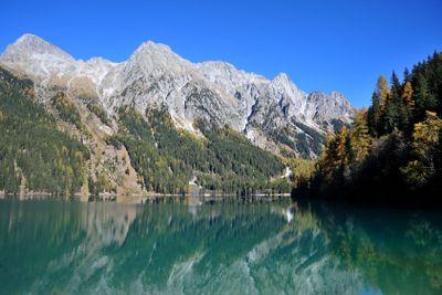 Antholzer See, nahe Staller Sattel