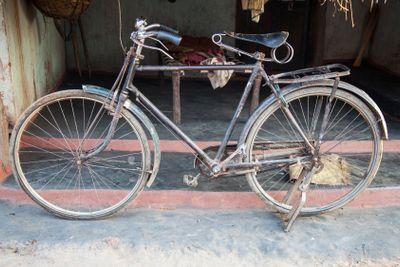 Bike - spring seat