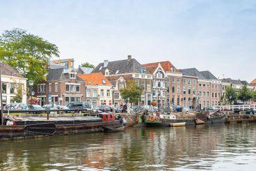 Cityscape Zwolle, Netherlands