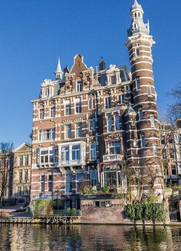Dutch architecture Amsterdam