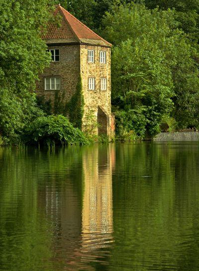 Durham, Pump House