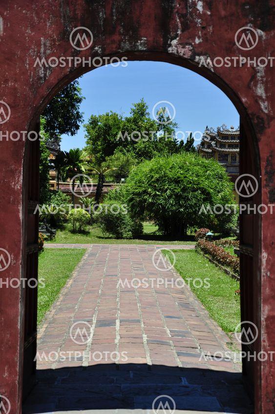 Hue Gate