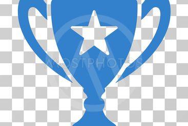 Trophy Cup Vector Icon