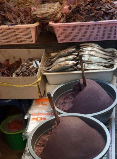 Local Market, Thailand