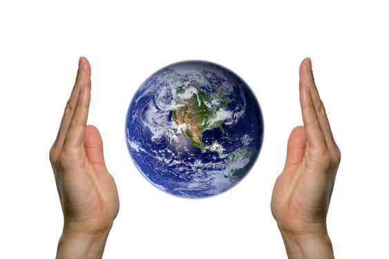Jorden mellan två händer 1
