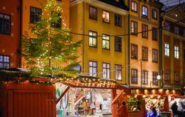 Gamla stan,Julmarknad