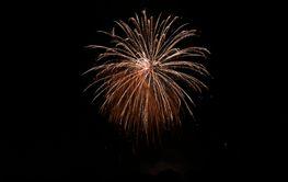 fireworks, Volksfest Bobingen 13.08.2012