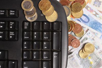 Keyboard money