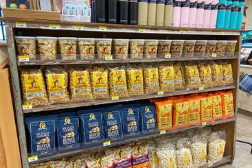 Beaver Nuggets snacks at a Buc ees.