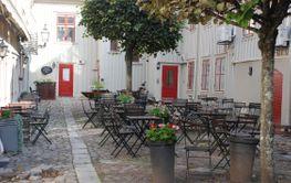 Gammal bebyggelse i Jönköping  (Sweden)