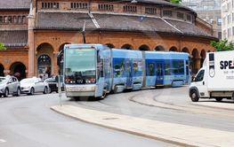Oslo tram class SL95