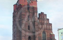 Most recognized landmark in Chojnow Poland
