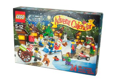Lego 2014 Christmas Advent Calendar