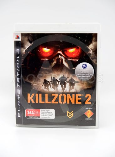 Killzone 2 Playstation 3 Game