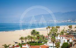 Ocean view in Santa Monica