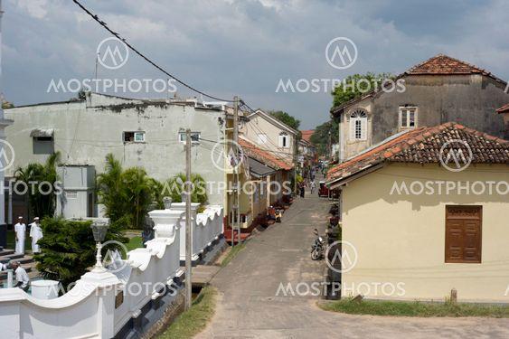 Galle street