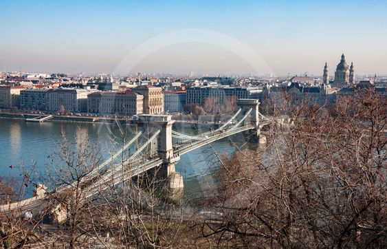 The city of Budapest