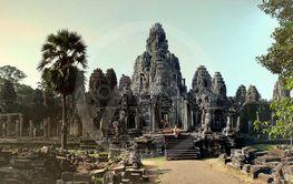 Angkor Temple, Cambodia