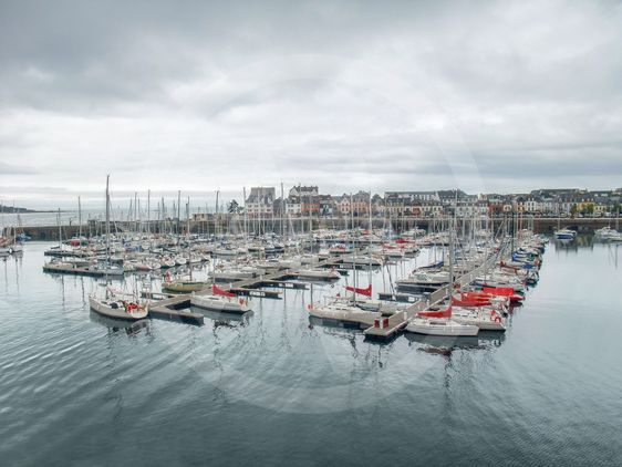 Concarneau in Brittany