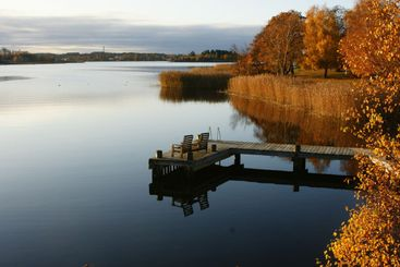 Serenity - autumn in the archipelago