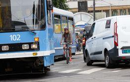 Oslo traffic