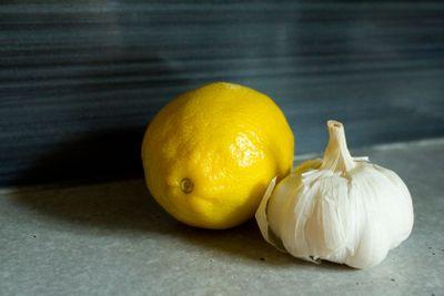 Lemon & Garlic