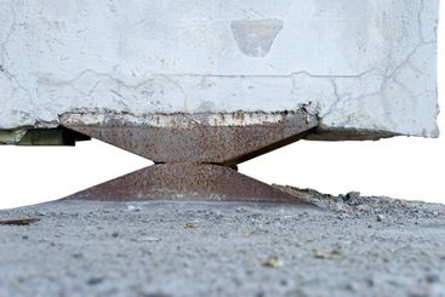 Bridge Pillar Support