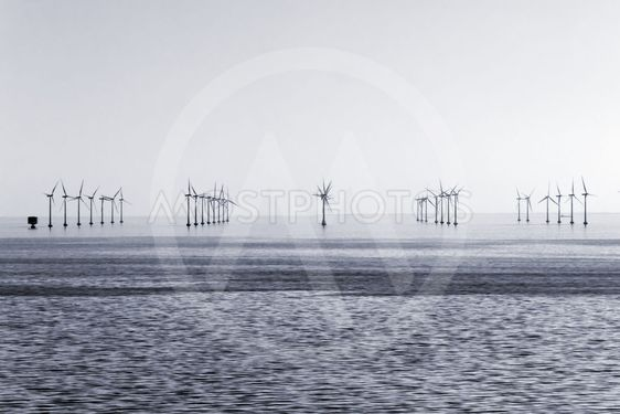Environmentally friendly power generation with offshore...