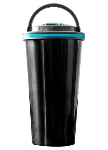 dark mug thermos