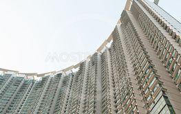Big residential building in Hong Kong