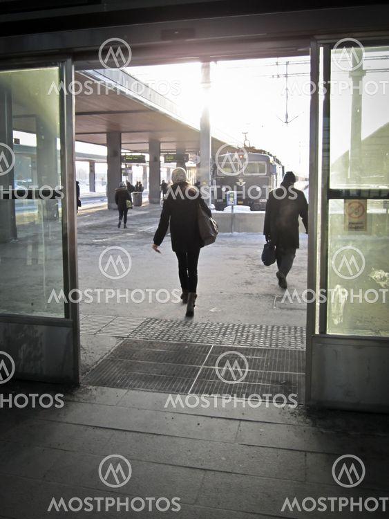 Uppsala C commutes daily life 2